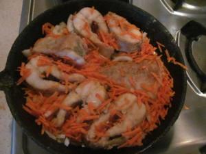 Как приготовить рыбу под соусом