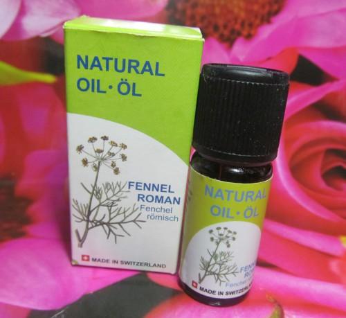 Эфирное масло фенхеля: свойства, применение, рецепты.