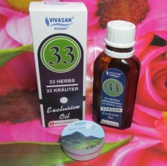 масло 33 трав