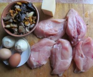 рецепт куриных котлет