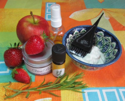 Масло розмарина для лица и волос