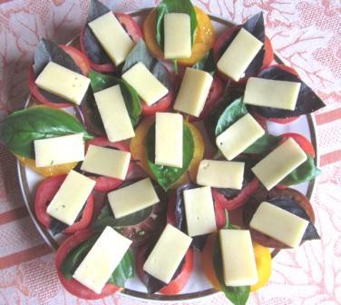 базилик рецепты