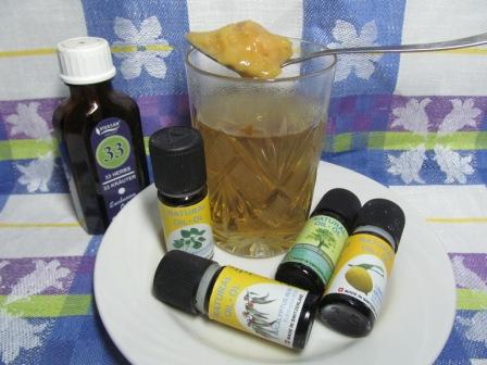 лечение медом простуды