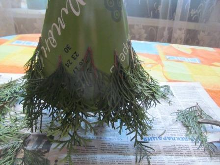 елка своими руками