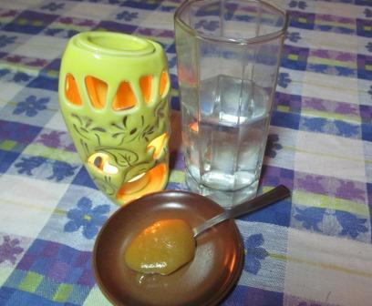 мед перед сном от бессонницы