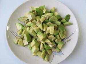 салат с авокадо рецепт простой