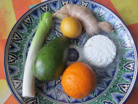 рецепты салатов с авокадо