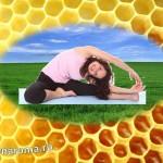 лечение медом суставов