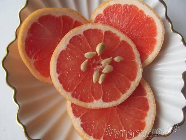 косточки грепфрута
