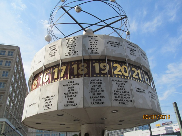 Берлинские часы