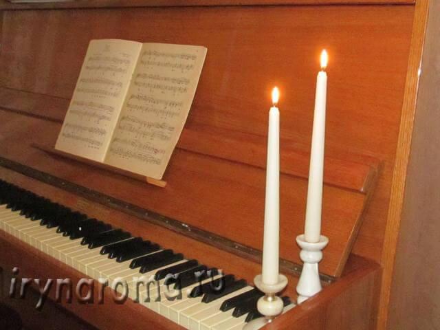ароматные свечи