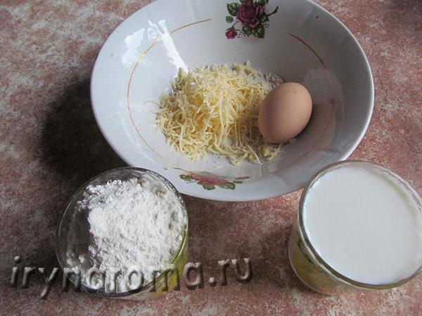 рецепт теста для пирожков