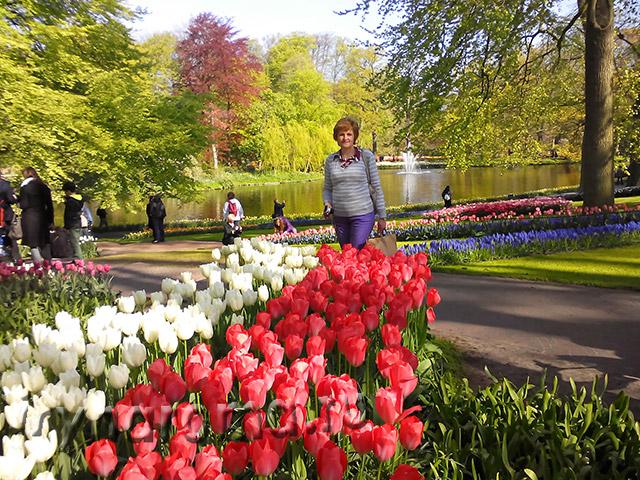 Парк Кёкенхов Амстердам