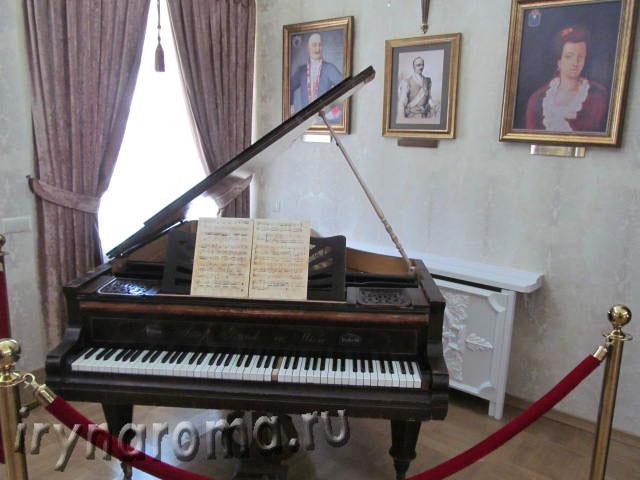 музей-усадьба Огинского