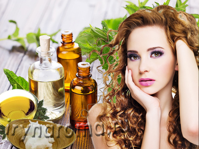 масло для роста волос