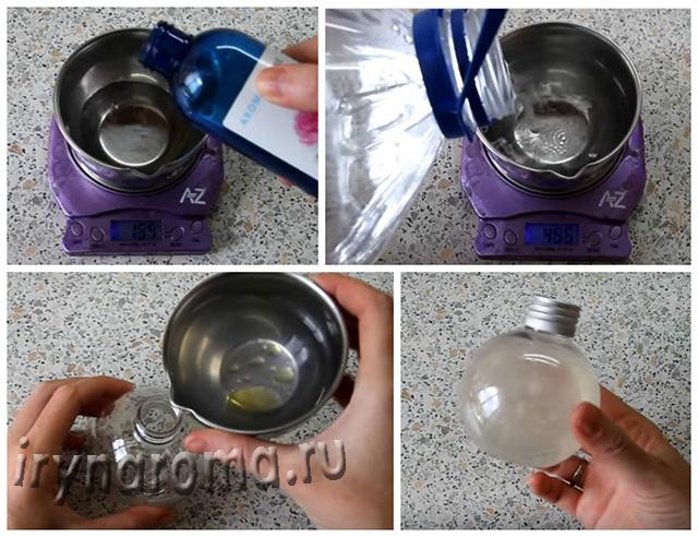 мицеллярная вода своими руками