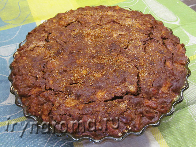вкусный шоколадный пирог рецепт