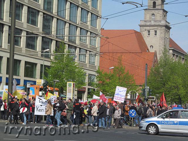 1 мая в Берлине