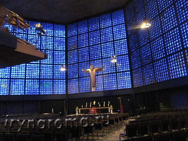 Церковь кайзера Вильгельма