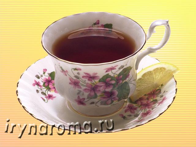 ароматизация чая