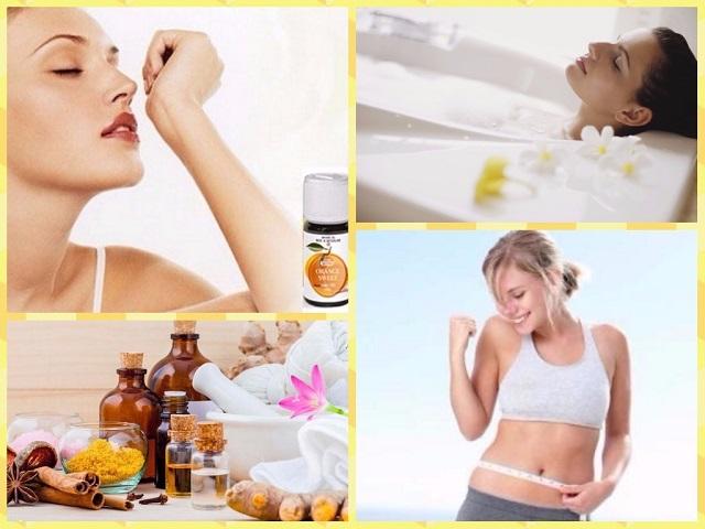 ароматерапия для похудения